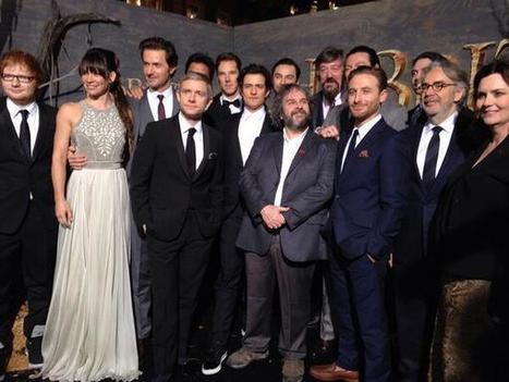 Twitter / TheHobbitMovie: Peter Jackson and the incredible ... | 'The Hobbit' Film | Scoop.it