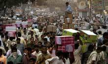 Population of world 'could grow to 15bn by 2100' | The Next Edge | Scoop.it