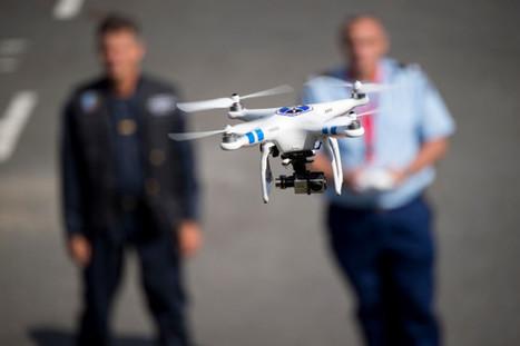 En France, des drones pour lutter contre l'insécurité routière - FrAndroid | Marketing digital : L'entonnoir du web | Scoop.it