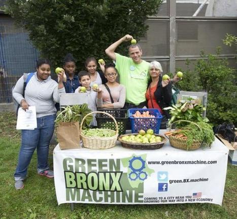 Bronx teacher uses gardening to change lives of students | School Gardening Resources | Scoop.it