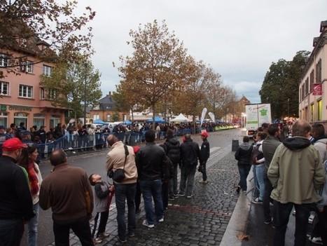 Rallye à Sélestat... – Caroline REYS campagne municipale 2014...   Sélestat 2014   Scoop.it