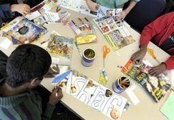 Top 10 skills children learn from the arts | InRural | Scoop.it