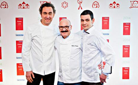 Stefano d'Onghia : travailleur infatigable | Food & chefs | Scoop.it