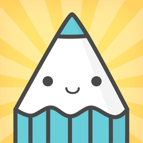 DrawQuest - Free Daily Drawing Challenges | STEAM App Guide for First Grade | Scoop.it