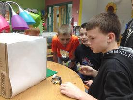 Rosman Students Recently Celebrate Teen Tech Week – Rosman NC - The Transylvania Times   THE SLAM GUY'S SLAM NEWS   Scoop.it