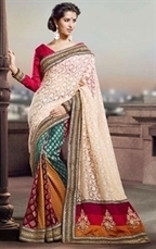 Ultimate Collection of Indian Wedding Sarees Online at IndianWardrobe | Indian Wardrobe | Scoop.it