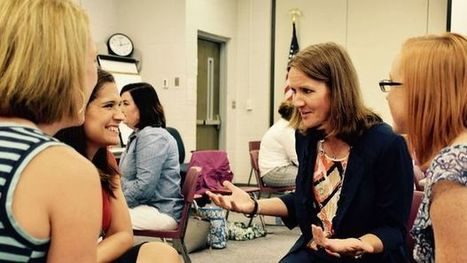 Talking to teachers: Parents vital partners in learning | Cool School Ideas | Scoop.it