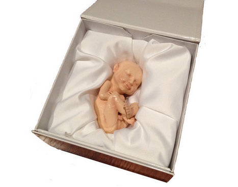 Do Not Need: A 3-D Printed Replica Of Your Unborn Baby   Geekologie   Benoit Massé Tech Trends   Scoop.it