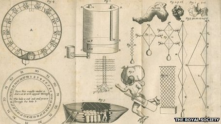 Royal Society Makes 350 Years Of Sciene Papers Freely Available Online | Latest Technology Trends | A New Society, a new education! | Scoop.it