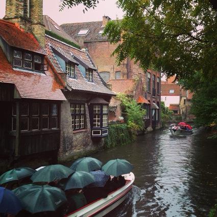 20 photos inattendues sur Bruges   Transvisite   Scoop.it
