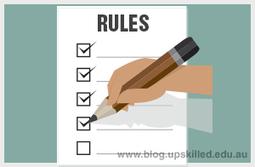 Helping People Understand and Enforce Rules - SkillsTalk | Business | Scoop.it