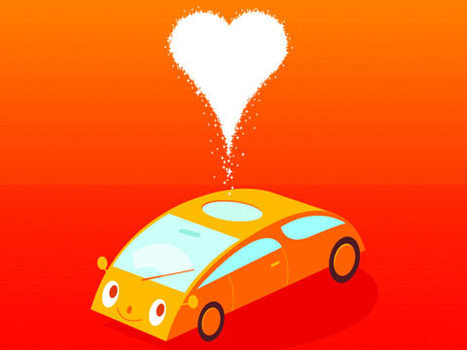 Car Confessions: 27 True Tales Of Love On The Road | YourTango | Morning Radio Show Prep | Scoop.it