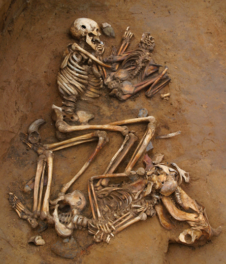 Ancient Skeletons Reveal Genetic History of Central Europe - Smithsonian (blog) | Ancient History | Scoop.it