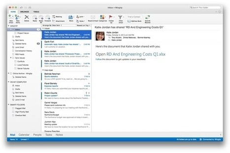 Microsoft teases Office for Mac with Outlook-only release - Computerworld | Software Development | Scoop.it