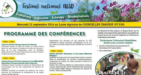 Festival NLSD 2016 le programme est paru !   AC Agriculture de Conservation   Scoop.it