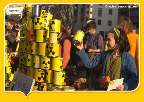 Comment l'industrie nucléaire pollue t elle notre environnement ? | HDP environnemental nucléaire | Scoop.it