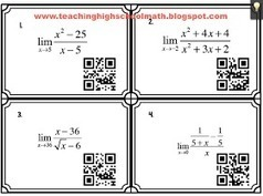 Teaching High School Math: Fun Calculus Activities for Limits   Making Math Engaging & Meaningful   Scoop.it
