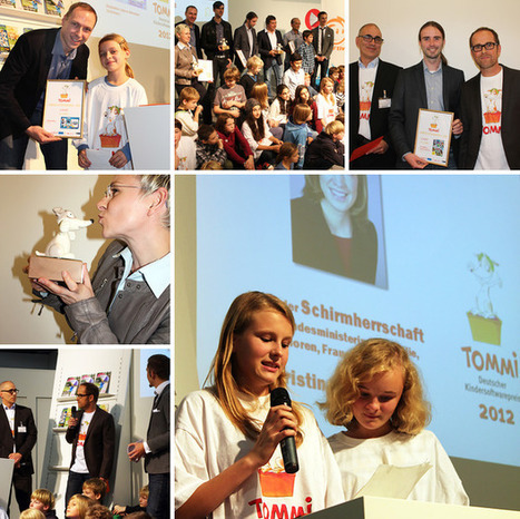Tommi Kindersoftwarepreis | Mac in der Schule | Scoop.it
