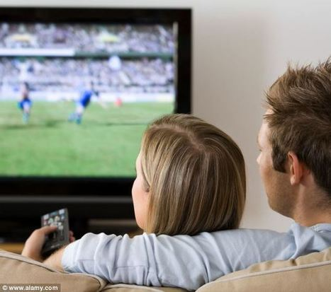Only Bulgaria beats Britain for TV addicts | ESRC press coverage | Scoop.it