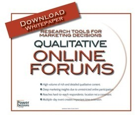 Focus groups on steroids … Online Forums | Brand & Positioning Research Tools | Scoop.it