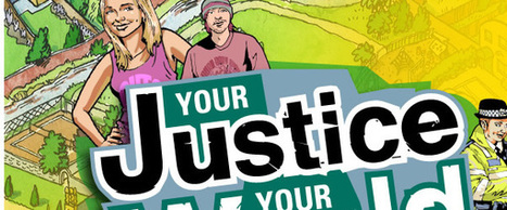 Your Justice, Your World | Teaching & Learning Resources | Scoop.it