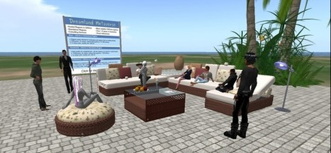 Rotating regions coming to OpenSim 0.8 | 3D Virtual-Real Worlds: Ed Tech | Scoop.it