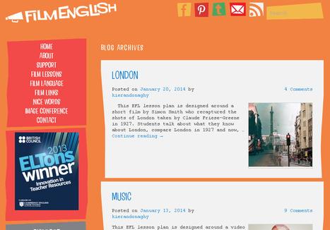 Film English | Education | Scoop.it