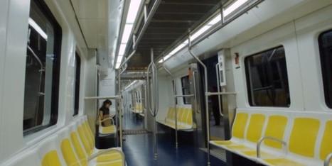À quoi ressemblent les métros dans les autres villes du monde ?   Vivre à Paris   Scoop.it