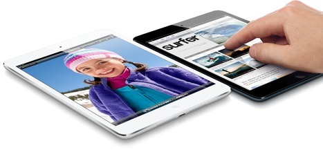 iPad mini: reviews roundup | ZDNet | iPad Apps for Education | Scoop.it