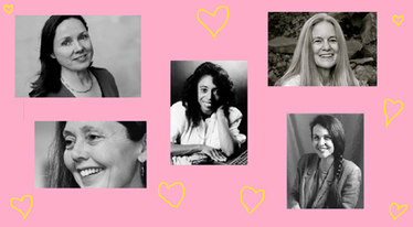 Can We Talk About Our Favorite Living Women Poets? - xoJane | Human Writes | Scoop.it