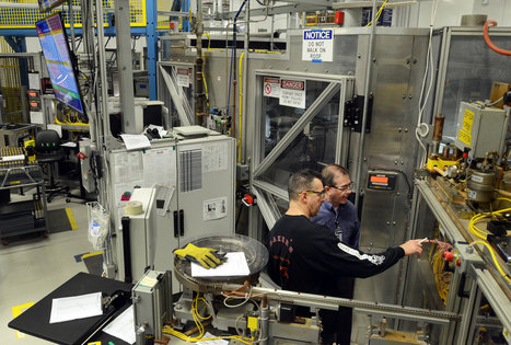Companies See High-Tech Factories as Fonts of Ideas | Manufacturing In the USA Today | Scoop.it