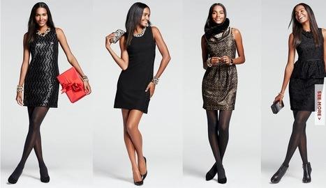 Banana Republic 2014 Siyah Elbise Modelleri | Elbise Vitrini | 2014 Abiye Modelleri | 2014 Elbise Modelleri | 2014 Gelinlik Modelleri | Abiye | Scoop.it