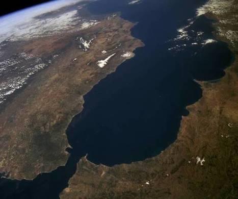 Así se creó el Estrecho de Gibraltar hace seis millones de años | Centro de Estudios Artísticos Elba | Scoop.it