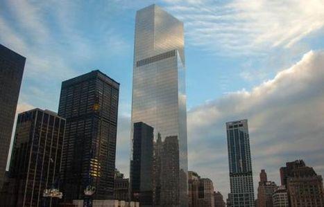 New York inaugura el primer edificio en la zona cero. | Utilidades | Scoop.it