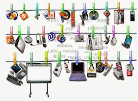 Las herramientas y recursos con los que creamos nuestros materiales educativos   Educacion, ecologia y TIC   Scoop.it
