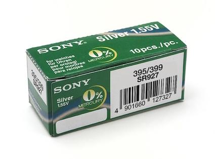 Sony se passe définitivement du mercure dans ses piles bouton | sony | Scoop.it