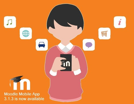 Meet the new Moodle Mobile app - Capable of handling offline learning @moodlemobileapp #MoodleMobile - Moodle World | Moodle and Web 2.0 | Scoop.it