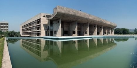 [Le Corbusier] Inde : le rêve ÉVAPORÉ de Chandigarh | The Architecture of the City | Scoop.it