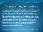 Photography magazines | Feel Good Photography | Egyptday1 | Scoop.it