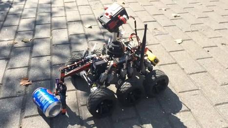 Moon Rover Cheburashka #3DPrinted | Heron | Scoop.it