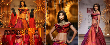 Wills Lifestyle India Fashion Week Started with Shilpa Shetty | Bally Chohan | Fashion and Beauty | Scoop.it