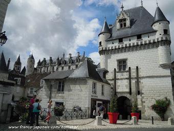 Les bons jours à Paris: Loches - 1 | Ils ont aimé et partagé - Loches, Touraine - Châteaux de la Loire | Scoop.it