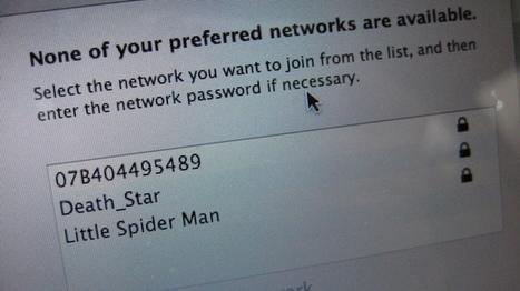 Explainer: is your wifi secure? | Surveillance Studies | Scoop.it