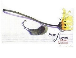 Annual Sunflower Music Festival offers musical variety | seveneightfive | OffStage | Scoop.it
