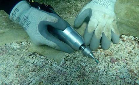 Luz y manganeso para descubrir el origen del mármol romano sumergido | Mundo Clásico | Scoop.it
