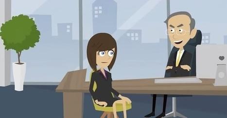 Comment faire bonne impression en entretien ?   CV, lettre de motivation, entretien d'embauche   Scoop.it