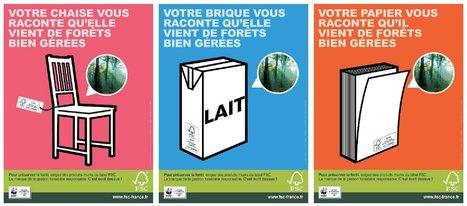 Le FSC France lance une campagne en faveur de la consommation responsable | 'Wealth of the Product' | Scoop.it