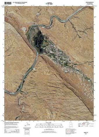 New USGS Utah Topo Maps and Road Provider - Amerisurv | April Utah Geographic Alliance Newsletter | Scoop.it
