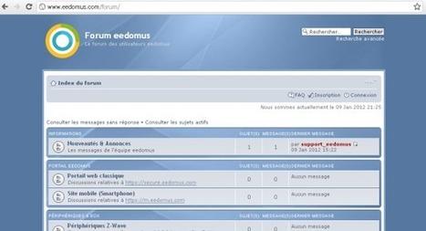 Box domotique eedomus : requêtes http | Domotique Info | Domotique Info | Scoop.it