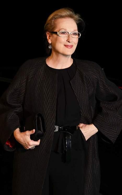 Meryl Streep Funds Writers Lab for Female Screenwriters | Psicología Social | Scoop.it
